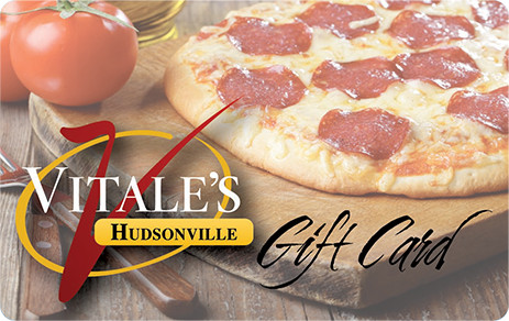 Vitale's Gift Cards